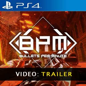 BPM BULLETS PER MINUTE Trailer Video