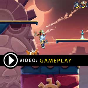 Brawlhalla All Legends Gameplay Video