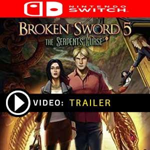 Broken Sword 5 The Serpents Curse Nintendo Switch Prices Digital or Box Edicion
