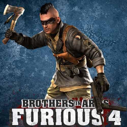 Comprar clave CD Brothers in Arms Furious 4 y comparar los precios