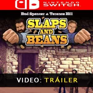 Bud Spencer & Terence Hill Slaps And Beans Nintendo Switch Vídeo Del Tráiler