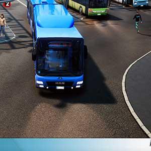 licensed city buses