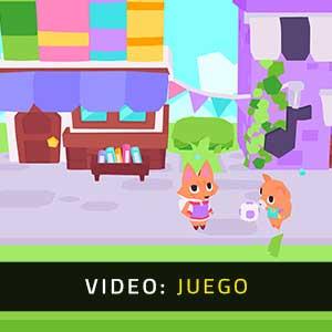 Button City Vídeo Del Juego