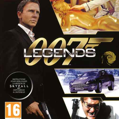 Comprar clave CD 007 Legends y comparar los precios