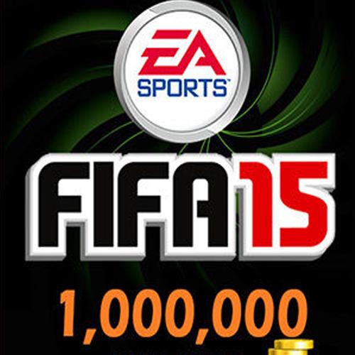 Comprar 1.000.000 FIFA 15 PC Ultimate Team Coins Tarjeta Prepago Comparar Precios