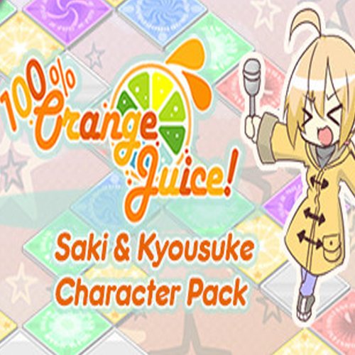 Comprar 100% Orange Juice Saki & Kyousuke Character Pack CD Key Comparar Precios