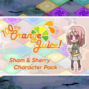 Comprar 100% Orange Juice Sham and Sherry Character Pack CD Key Comparar Precios