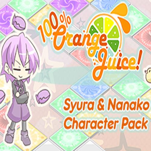 Comprar 100% Orange Juice Syura & Nanako Character Pack CD Key Comparar Precios