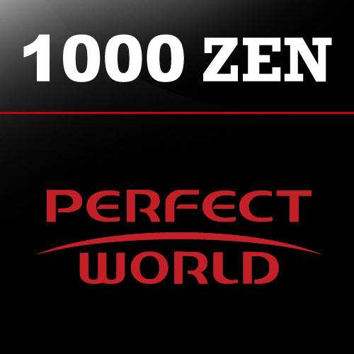 Comprar 1000 Perfect World ZEN Tarjeta Prepago Comparar Precios