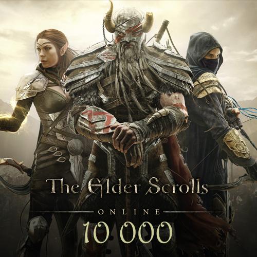 Comprar 10000 The Elder Scrolls Online Tarjeta Prepago Comparar Precios
