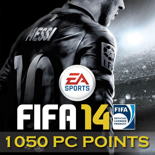Comprar 1050 Fifa 14 PC Puntos Tarjeta Prepago Comparar Precios