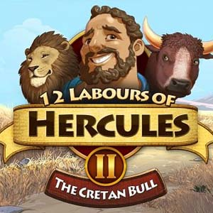 Comprar 12 Labours of Hercules 2 The Cretan Bull CD Key Comparar Precios