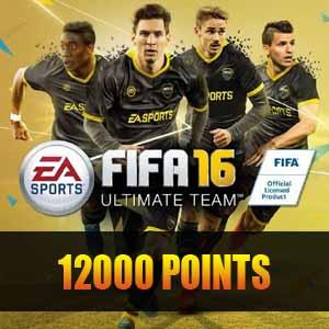12000 FIFA 16 Puntos