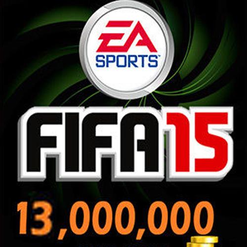 Comprar 13.000.000 FIFA 15 PC Ultimate Team Coins Tarjeta Prepago Comparar Precios