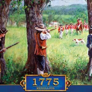 Comprar 1775 Rebellion CD Key Comparar Precios