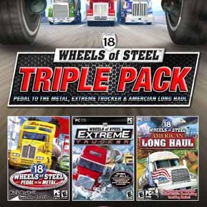 Comprar 18 Wheels of Steel Pack CD Key Comparar Precios