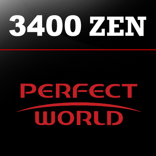 Comprar 3400 Perfect World ZEN Tarjeta Prepago Comparar Precios