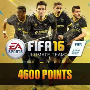 Comprar 4600 FIFA 16 Puntos Tarjeta Prepago Comparar Precios