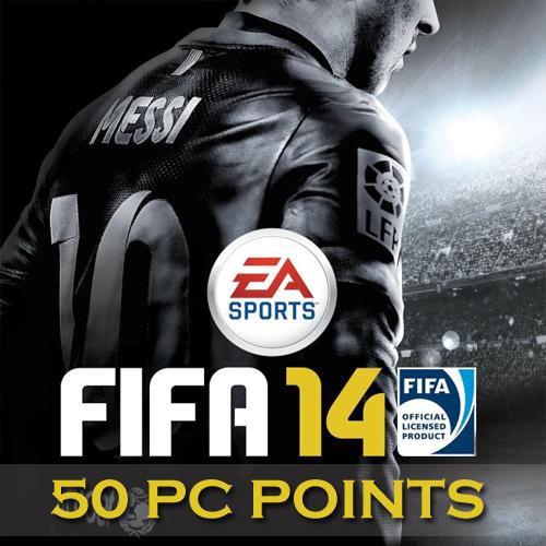 50 Fifa 14 PC Puntos