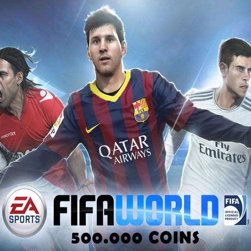 Comprar 500.000 FIFA World Coins Tarjeta Prepago Comparar Precios
