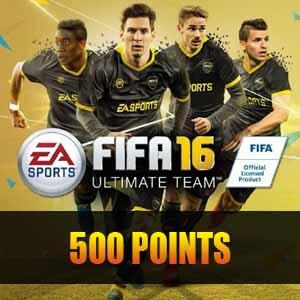 Comprar 500 FIFA 16 Puntos Tarjeta Prepago Comparar Precios