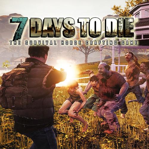 Descargar 7 Days to Die - PC key Steam