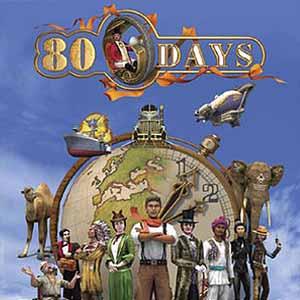 Comprar 80 Days CD Key Comparar Precios