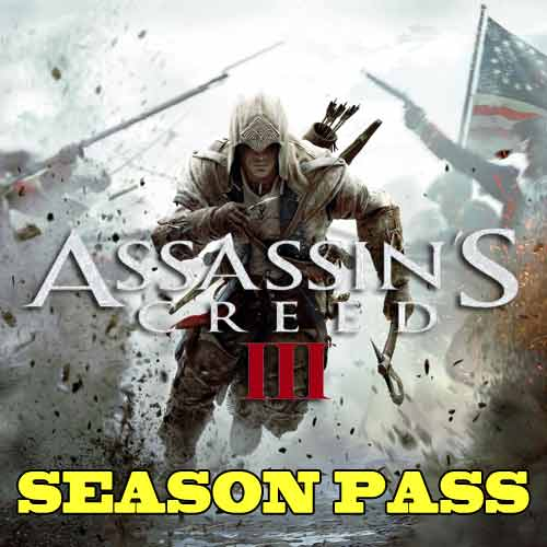 Comprar clave CD Assassin's creed 3 Season Pass y comparar los precios