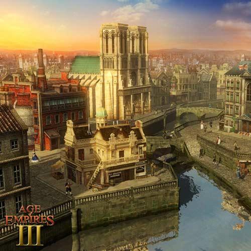 Descargar Age of Empires 3 - key Steam