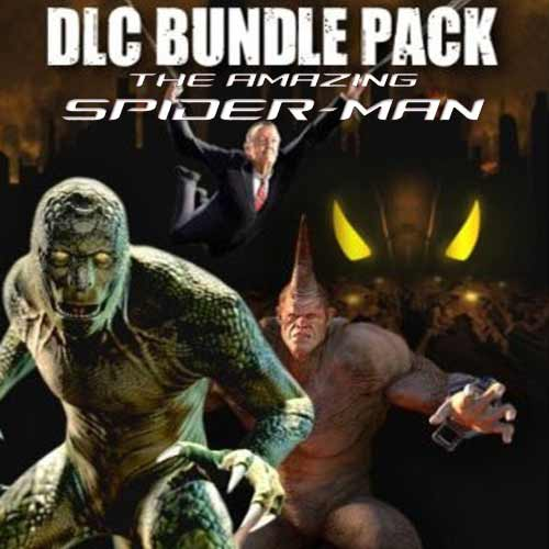 Comprar clave CD The Amazing Spiderman DLC Bundle y comparar los precios