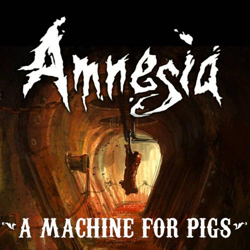 Descargar Amnesia A Machine For Pigs - PC key Steam