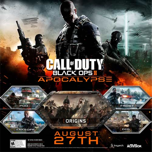 Descargar Black Ops 2 Apocalypse - PC key Steam
