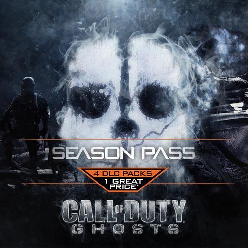Descargar Call of Duty Ghosts Season Pass - PC key Steam