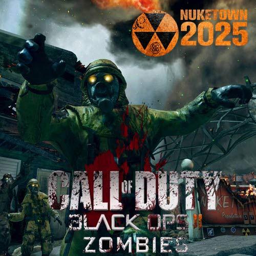 Descargar Call of Duty Black Ops II - Nuketown Zombies Map - key Steam