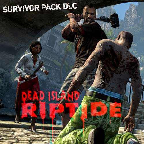 Descargar Dead Island Riptide Survivor pack DLC - key Steam