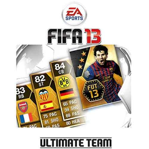 Comprar clave CD Fifa 13 Ultimate Team y comparar los precios