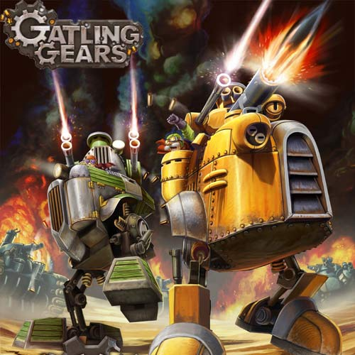 Descargar Gatling Gears - PC key Steam
