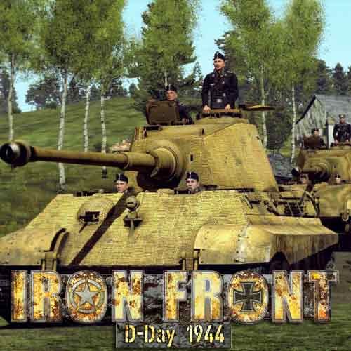 Comprar clave CD Iron Front Liberation 1944 D-Day DLC y comparar los precios