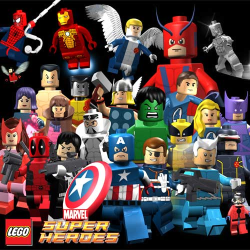 Descargar LEGO Marvel Superheroes - PC key Steam