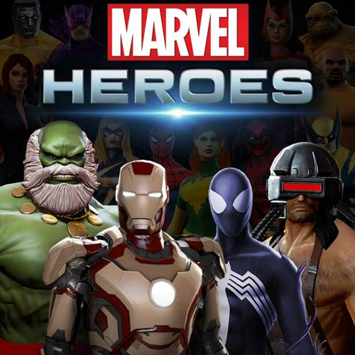 Descargar Marvel Heroes Ultimate Pack - key Steam
