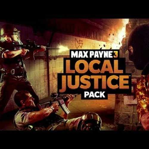 Max Payne 3 Local Justice Pack