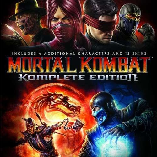 Descargar Mortal Kombat Komplete Edition - key PC Steam
