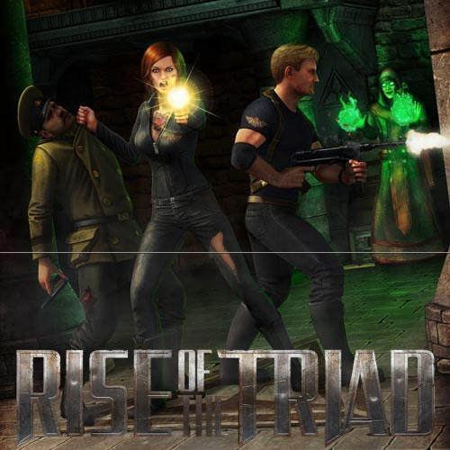 Descargar Rise of the Triad - key PC Steam