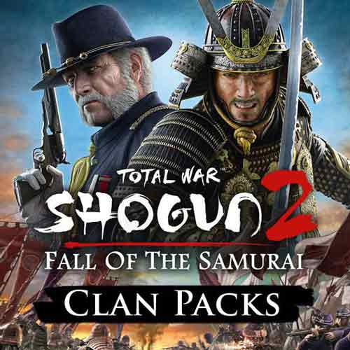 Comprar clave CD Shogun 2 Fall of the Samourai Clan Packs y comparar los precios