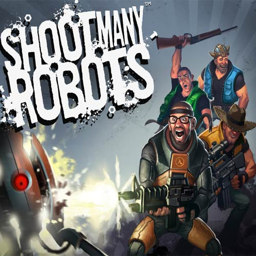 Descargar Shoot Many Robots - PC key Steam