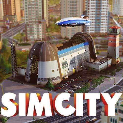 Descargar Simcity Airships Set DLC - key PC Origin