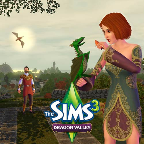 Descargar Sims 3 Dragon Valley - PC key Origin