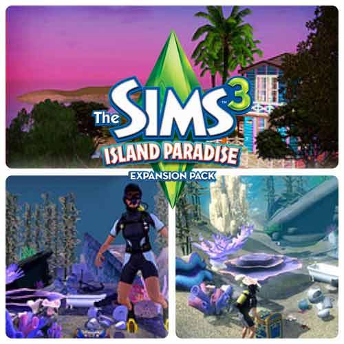 Descargar Sims 3 Aventura en la isla - key Origin