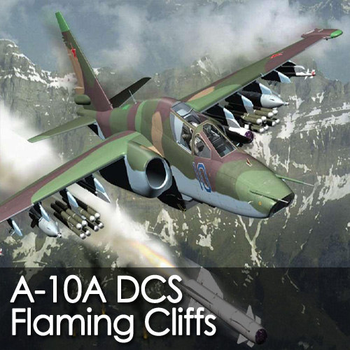 A-10A DCS Flaming Cliffs