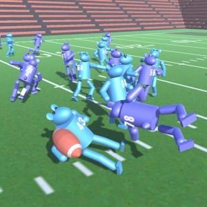 AI American Football